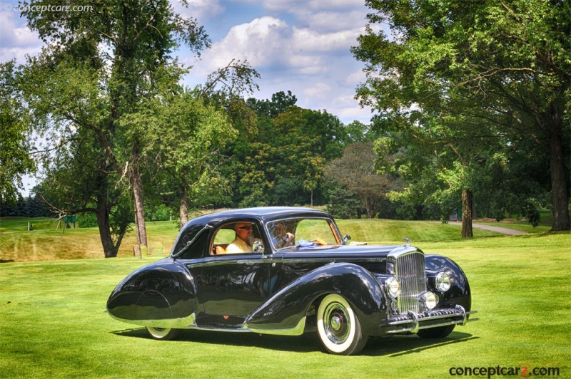 1947 Bentley Mark VI Image  Chassis number B 9AJ  Photo 8 of 123
