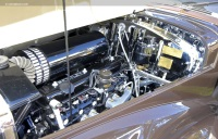 1947 Bentley Mark VI.  Chassis number B26BH
