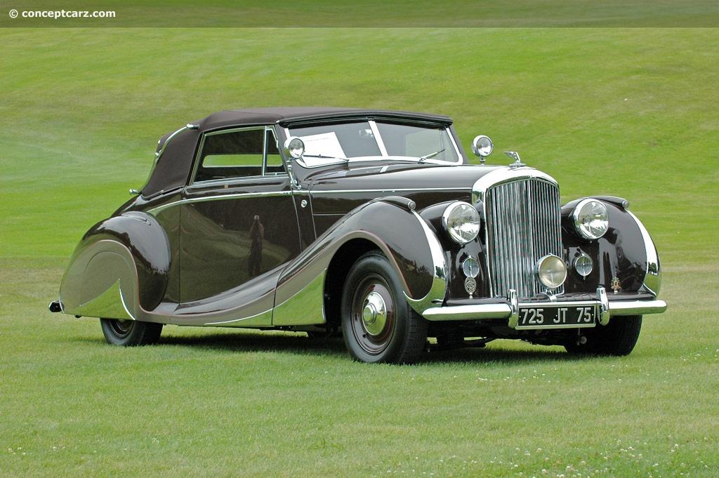 1947 bentley for sale