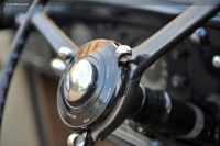 1947 Bentley Mark VI.  Chassis number B136BH