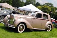 Bentley Mark VI Sport Saloon