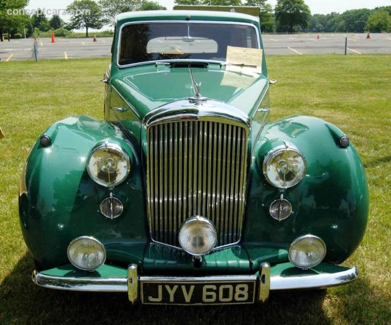 1948 Bentley Mark VI Countryman