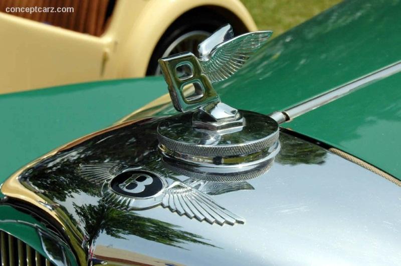1948 Bentley Mark Vi Countryman Image