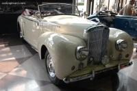 Bentley Mark VI Cabriolet