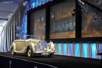 Bentley Mark VI H.J. Mulliner Drophead Coupe