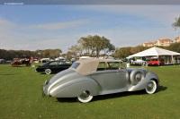 Bentley Mark VI Park Ward  Drophead Coupe