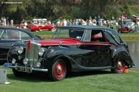 1949 Bentley Mark VI image.