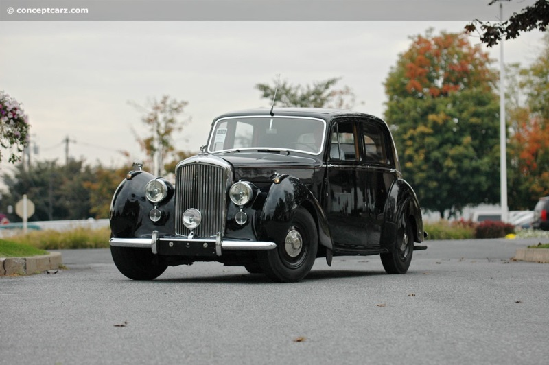 1949 Bentley Mark VI