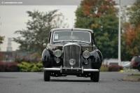 Bentley Mark VI H.J. Mulliner Sport Saloon