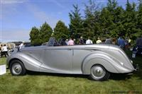 1949 Bentley Mark VI.  Chassis number B87EW