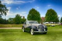 Bentley Mark VI Lightweight Salon
