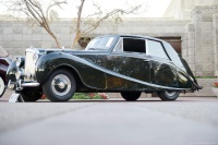1951 Bentley Mark VI.  Chassis number B92HR