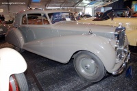 Bentley Mark VI Fixed Head Coupe