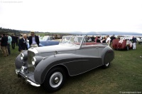 1952 Bentley Mark VI image.