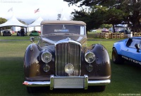 1952 Bentley Mark VI.  Chassis number B135LNY