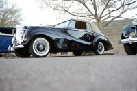 1953 Bentley R-Type.  Chassis number B9T0