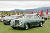 1954 Bentley R Type.  Chassis number BC29D