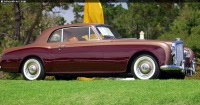 Bentley S1 and Continental Coupe