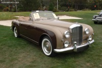 Bentley S1 and Continental Drophead Coupe