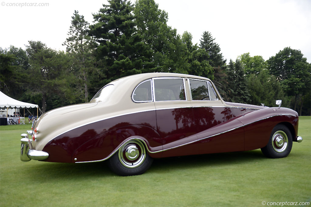 1957 Bentley Continental S1 Image