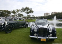 Bentley S1 and Continental Sports Coupe