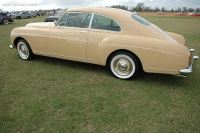Bentley S1 and Continental Fastback