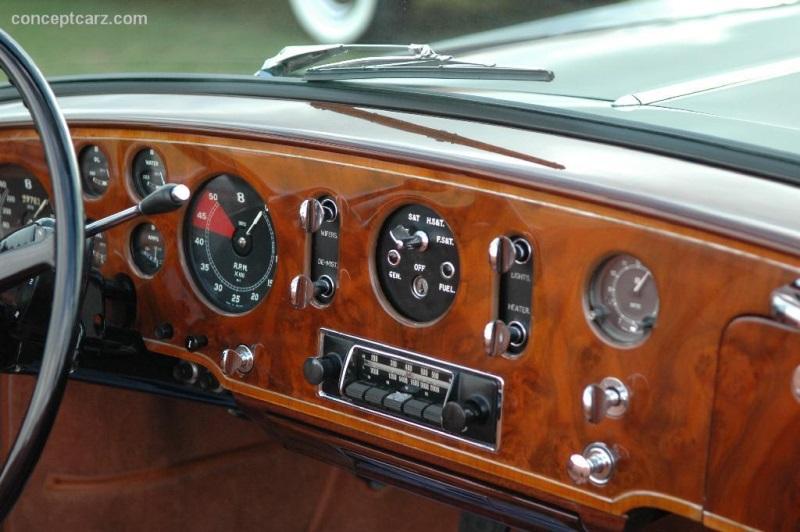 1957 Bentley Continental S1