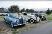 Bentley S1 and Continental Saloon