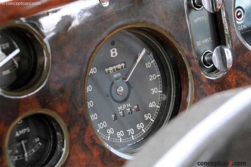 1959 Bentley Continental S1
