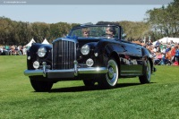 Bentley S1 and Continental Drop Head Coupe