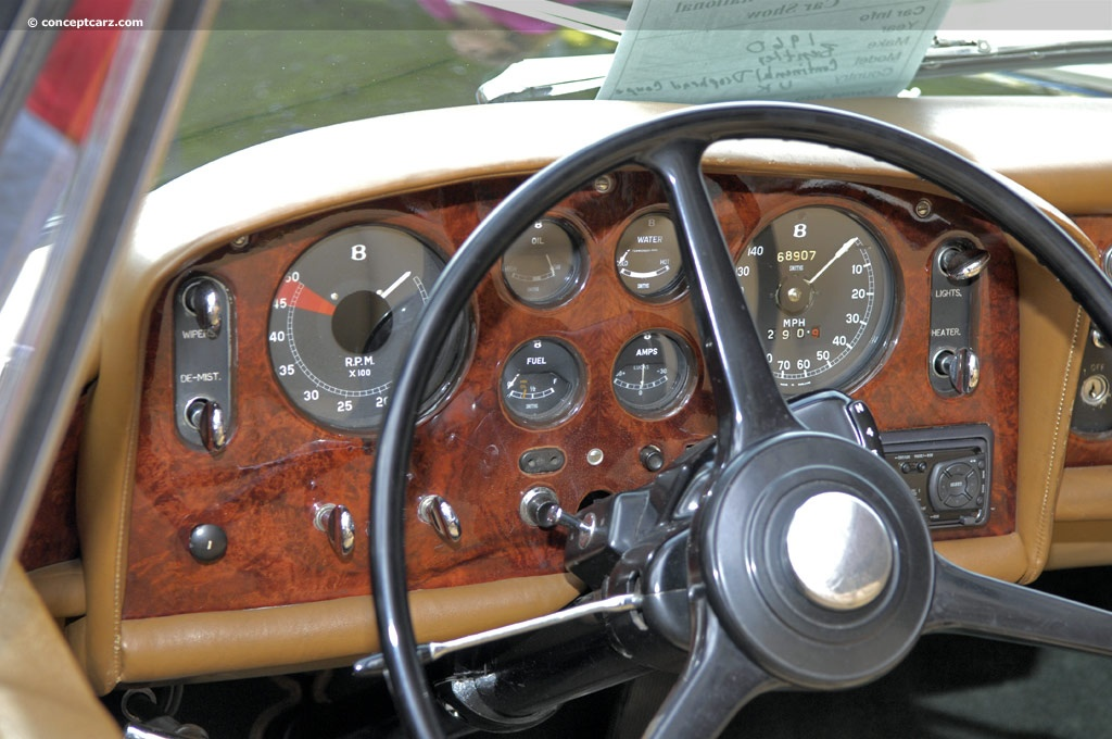 Bentley Continental Dhc Dv Bn I