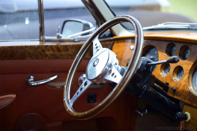 1961 Bentley S2
