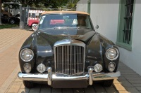 1961 Bentley S2.  Chassis number BC96LBY