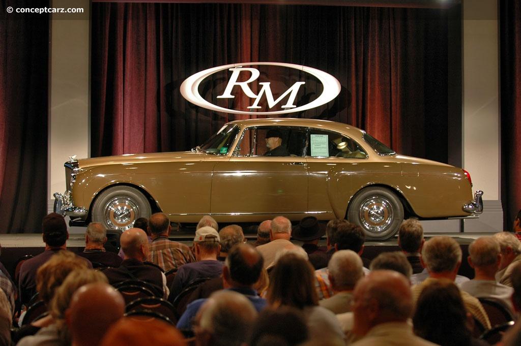 1962 Bentley S2 Continental