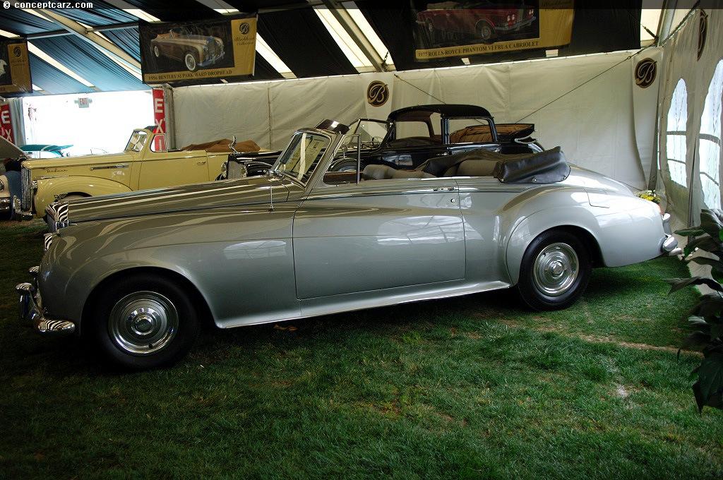1963 Bentley S2 Mulliner