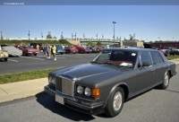 1991 Bentley Mulsanne S image.