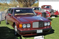 1997 Bentley Turbo R image.