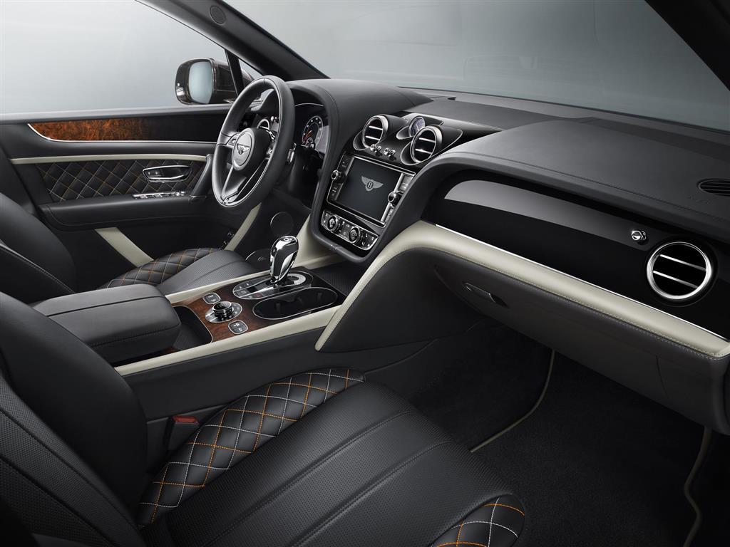 2017 Bentley Bentayga Mulliner News And Information Com