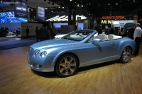 2009 Bentley Continental GTC image.