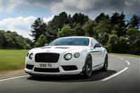 2014 Bentley Continental GT3-R image.
