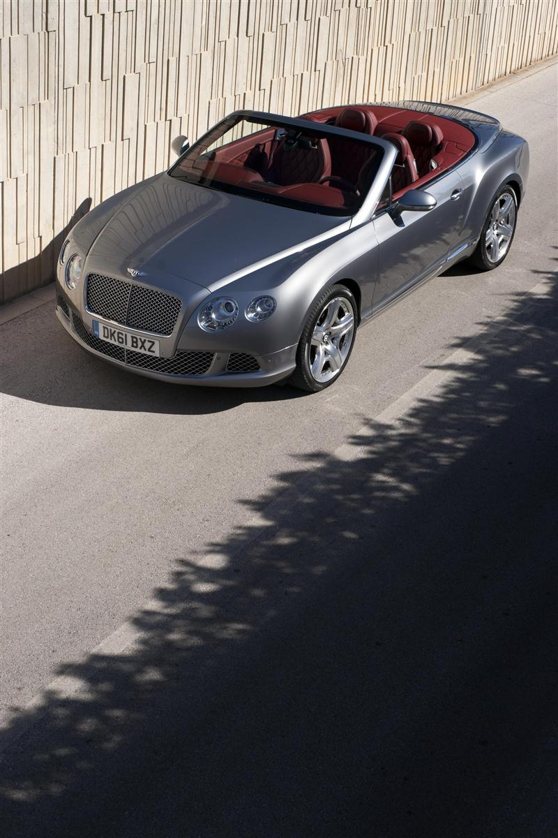 2012 Bentley Continental GTC Convertible
