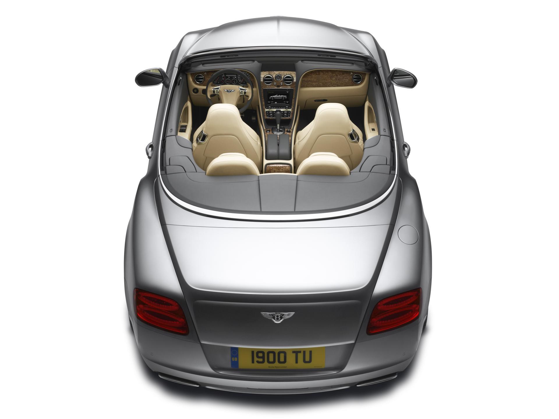 2012 Bentley Continental GTC Convertible