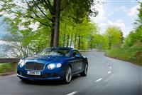 2012 Bentley Continental GT Speed image.