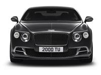 2014 Bentley Continental GT Speed image.