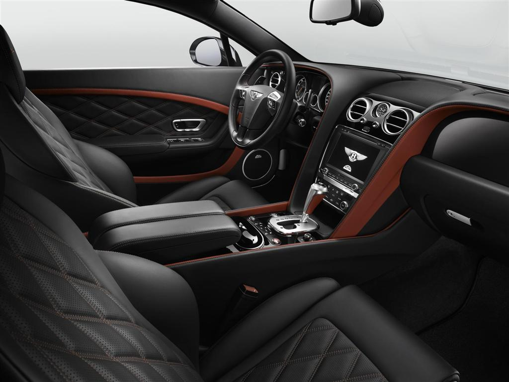 2014 Bentley Continental GT Speed News and Information