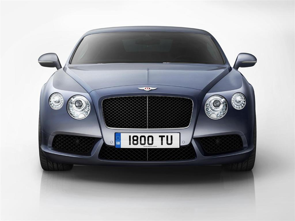 2012 Bentley Continental Gt V8 Image Photo 34 Of 56