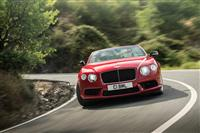 2014 Bentley Continental GT V8 S Convertible image.