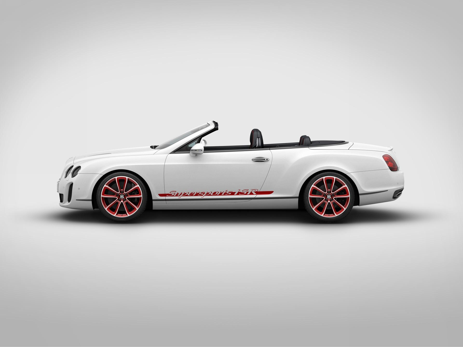 Bentley Continental SuperSports ISR