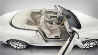 2017 Bentley Continental GT Convertible Galene Hero