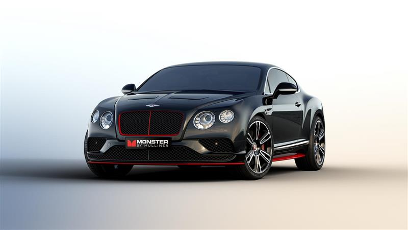 2016 Bentley Continental GT V8 S Monster by Mulliner News and ...